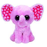 Peluche Sugar - Elefante 15 cm Beanie Boo (37209)