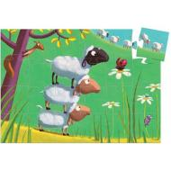 Jump sheep - 24 pezzi