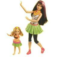 Barbie e le sue sorelline - Skipper e Chelsea (X3215)
