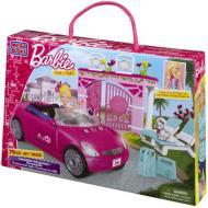 Barbie garage solarium con Cabriolet