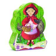 Puzzle Cappuccetto Rosso - 36 pezzi DJ07230