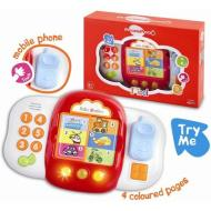 Consolle Baby luci e suoni (PH24310)