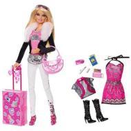 Barbie Fashionistas in viaggio - Glam (W1595)