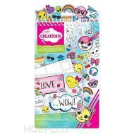 Creations - Emoji Sticker Art Set (04-6225)