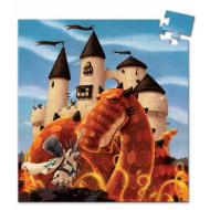 Il castello del drago - 54 pezzi
