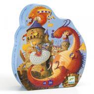 Vaillant e il drago - 54 pezzi (DJ07256)
