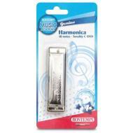 Armonica Metallo 10 Note (HM1020)