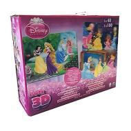 Puzzle lenticolare Disney Princess (98222)