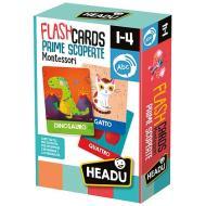 Flashcards Montessori Prime Scoperte