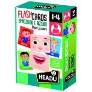 Flashcards Montessori Emozioni e Azioni (IT23103)