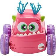 Super Fuoristrada Premi e Vai Monster rosa (DRG14)