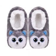 Pantofole cane husky Taglia 33