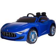 Auto Elettrica Maserati Alfieri con telecomando 12V Blu (39350)