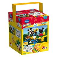 Puzzle In A Tub Maxi 120 Mickey (53551)