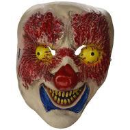 Maschera clown horror adulto