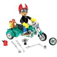 La motocicletta di Handy Manny    (R0375)