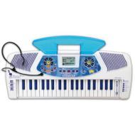 Tastiera Elettronica Parlante 40 tasti con Microfono a Casco