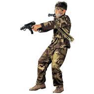 Costume Soldato 11-13 anni