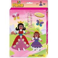 Hama Perline Da Stirare - Hanging Box - Principesse