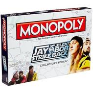 Monopoly Jay And Silent Bob Strike Back  Collector'S Edition