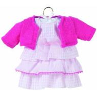 Vestito rosa & giacca