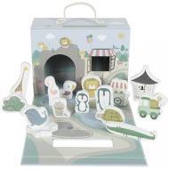 Play box in legno Zoo (LD4445)