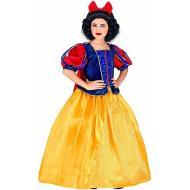 Costume Principessa 5-7 anni