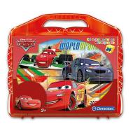 Valigetta Cubi 24 pezzi Cars (42447)