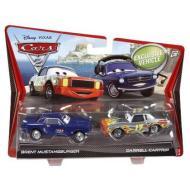 Cars 2 pack - Brent Mustangburger e Darrel Cartrip (V2834)