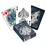 Carte Poker Bicycle Dragon