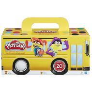 Super Color Pack Autobus 20 vasetti Play-Doh