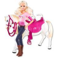Barbie e le sorelline a cavallo (V6984)