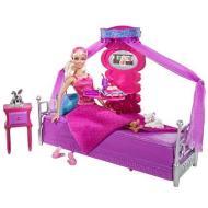 Barbie e il mondo della casa - Letto  (T8015)