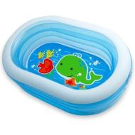 Piscina Baby Ovale Trasparente (57482)