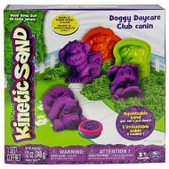 Kinetic Sand  Doggy Set Confezione Formine e Accessori a Tema Cuccioli (6025227)