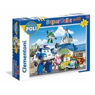 Maxi Puzzle 24 Pezzi Robocar Poli (24494)