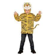 Costume tigre peluche 2-3 anni 104 cm