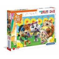 44 Gatti 24 pezzi Maxi (28500)