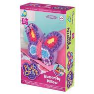 Plushcraft Cuscinetto a forma di farfalla (65041)