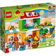 Grande Piazza in città - Lego Duplo (10836)