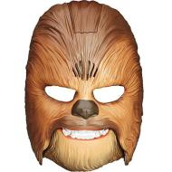 Maschera Chewbecca elettronica Star Wars