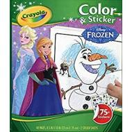 Album Stickers Frozen 04-5842