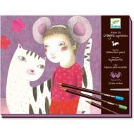 Watercolour pencil workshop