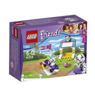 Le acrobazie del cucciolo - Lego Friends (41304)