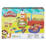 L'allegra pizzeria Play Doh (B7418EU40)