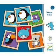 Mémo-nimo memory - gioco memo (DJ01637)