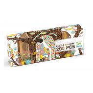 Puzzle Casa sull'albero 200 pezzi (DJ07641)