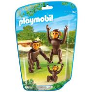 Famiglia di Scimpanzè (6650)