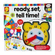 Prescolare - Ready. Set. Tell Time