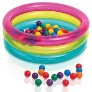 Piscina Baby 3 Anelli Palline Colorate